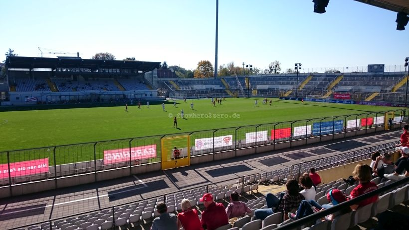 Stadion an der Grünwalder Straße - München